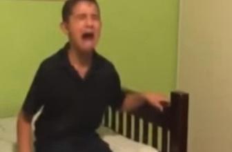 Kardeşine illüzyon şakası yapan abla sosyal medyayı salladı