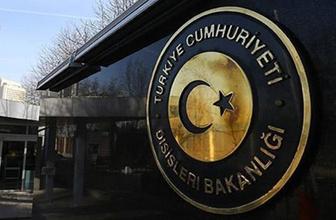 Türkiye'den ABD'nin kararına sert tepki!
