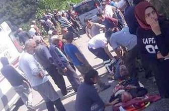 Giresun'da yayla yolunda kaza: 5 ölü, 8 yaralı