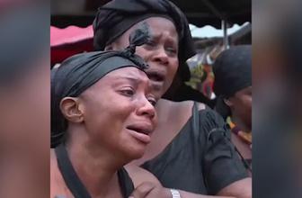 Para karşılığında cenazelerde ağlayan kadınlar!