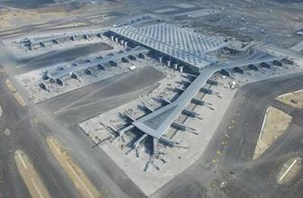3. Havalimanın havadan görüntüleri
