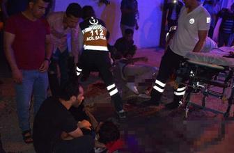 Bilecik'te 2 Afgan mülteci bıçaklandı