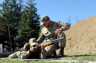 Gün gün bedelli askerlik programı nöbet var mı?