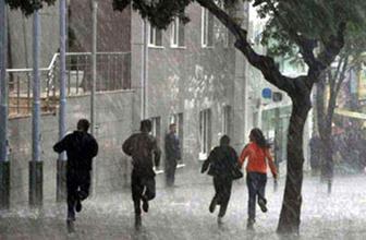 Meteoroloji İstanbul için saat verdi! 4 ile uyarı yaptı