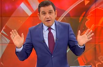 Attığı tweet başını yaktı Fatih Portakal ifade verdi