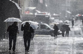 Kütahya yağışlar ne zaman bitecek yeni hava durumu raporu