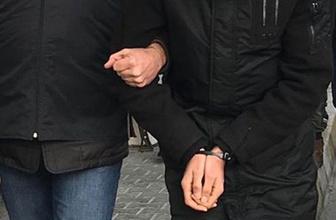 ABD'ye kaçan FETÖ'cü firariye 40 koli belge kargoda yakalandı