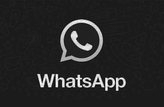 WhatsApp'a karartma geliyor!