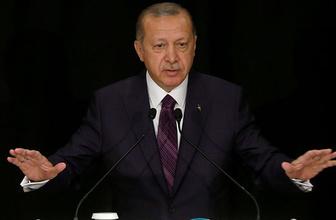 Cumhurbaşkanı Erdoğan ilk kez açıkladı! 'Geldiler basmıyoruz dediler'