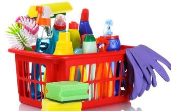 Ev temizlik ürünlerine dikkat! Çocukları şişmanlatabilir!