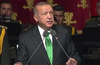 Cumhurbaşkanı Erdoğan: Kriz falan yok Bunların hepsi manipülasyon