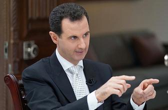 Rus uçağının düşürülmesi sonrası Esad'dan İsrail'e 'kibir' suçlaması