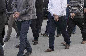 İzmir'de son dakika FETÖ operasyonu