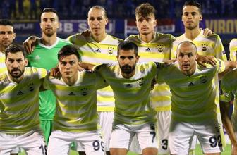 Fenerbahçe'de hayal kırıklığı