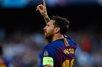 İlk haftaya Messi damgası!