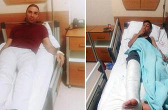 Bursa'da maganda dehşeti! 3 kişi yaralandı