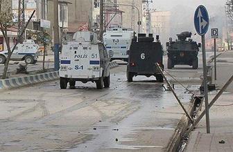 Siirt'te sokağa çıkma yasağı!