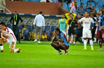 Trabzonspor geçen sezonun gerisinde kaldı