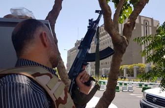 İran saldırıya cevap olarak balistik füze saldırısı düzenleyebilir