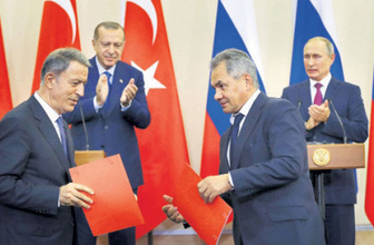 Erdoğan ile Putin arasındaki gizli anlaşma ne? 10. maddede gizli...