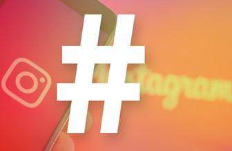 Instagram'da yeni dönem: Gizli hashtag!