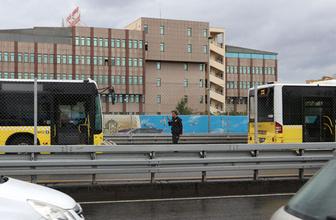 Metrobüsler çarpıştı! Yaralılar var...