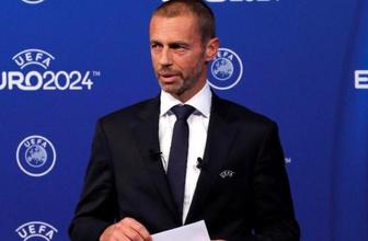 UEFA Başkanı Caferi'den bomba Türkiye sözleri