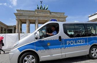 Erdoğan'ın Almanya ziyaretinde görevli iki polise soruşturma
