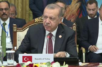 Zirve başladı! Erdoğan'dan çarpıcı dolar ve FETÖ çağrısı