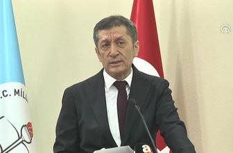 Milli Eğitim Bakanı öğretmenlerle ilgili yeni projeyi açıkladı