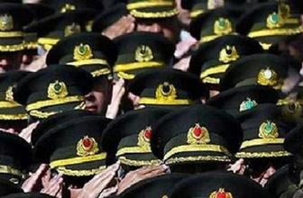 Muvazzaf askerlere FETÖ operasyonu