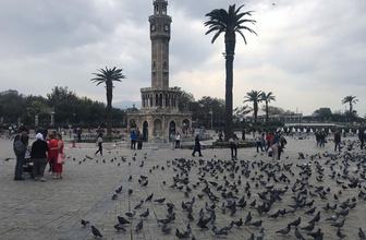 İzmir hava durumu saatlik tahmin kasırga yumuşadı mı?