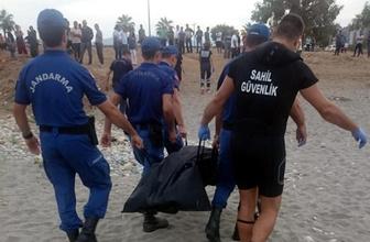 Antalya'da denize giren iki kardeş boğuldu