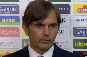Phillip Cocu: 'Bu maç bizim için utançtı'