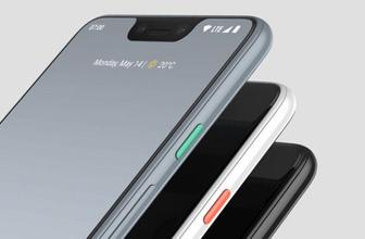 Google Pixel 3 ve Pixel 3 XL yüzünü gösterdi