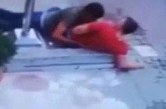 Polis astsubay çatışmasından dehşete düşüren görüntüler