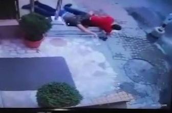 Polisle astsubay arasındaki silahlı kavganın görüntüleri ortaya çıktı!