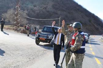 Tunceli'de PKK ile mücadelede yeni gelişme! Kıyafetleri bulundu