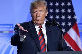 Trump: Katliam olursa ABD çok kızacak