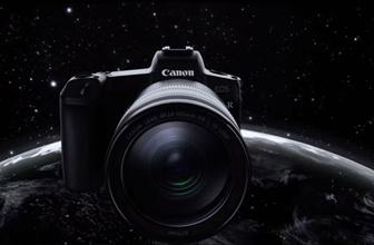 Canon EOS R tanıtıldı! İşte özellikleri