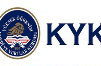 KYK yurtları 2018-2019 ücretlerinde zam olacak mı bakan açıkladı