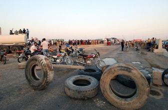 Irak'ta tansiyon yükseliyor! Göstericiler ateşe verdi