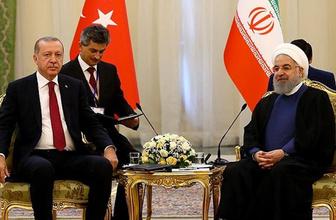 Üçlü zirve öncesi Erdoğan Putin ve Ruhani'den kritik görüşme