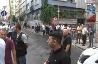 İstanbul'da silahlı banka soygunu bir kişi yaralı