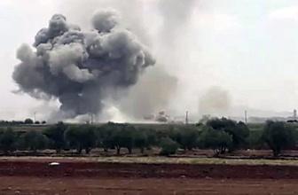 Reuters duyurdu bombardıman yine başladı!