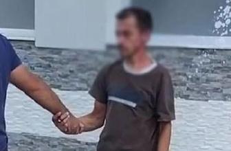 12 yaşındaki çocuğu taciz ederken suçüstü yakalandı!