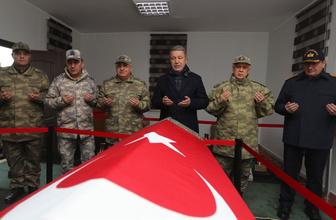 Hulusi Akar'dan DEAŞ'a sınır ötesi operasyon açıklaması