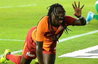 Bafetimbi Gomis: Galatasaray'a dönmek istiyorum