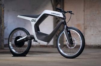 Novus elektrikli motosiklete bakın! İşte fiyatı ve özellikleri