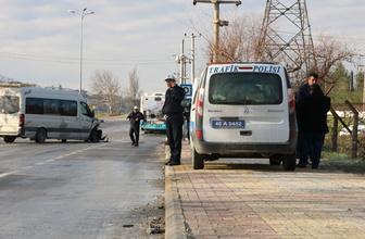 Kahramanmaraş'ta korkutan kaza! 8 öğrenci yaralı